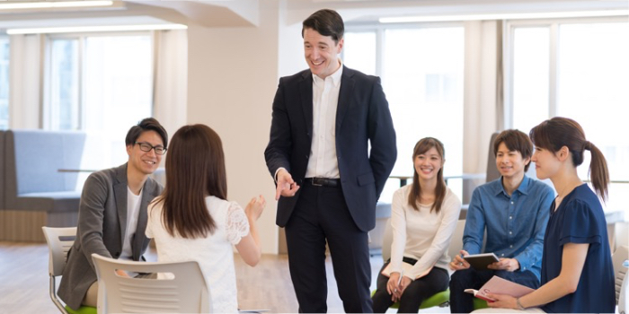 日本語・英語教師