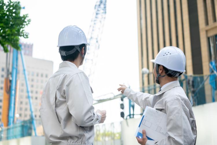 フィリピン人の建設作業員